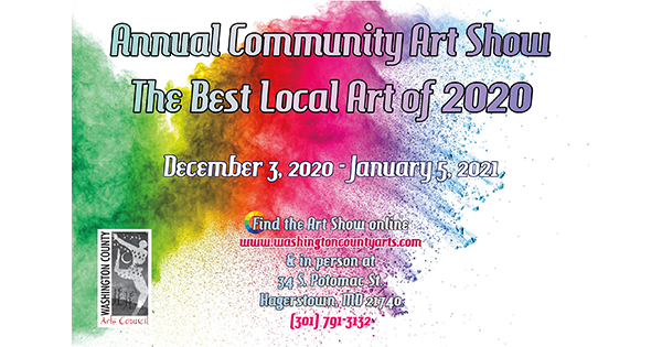 Annual Community Art Show 2020