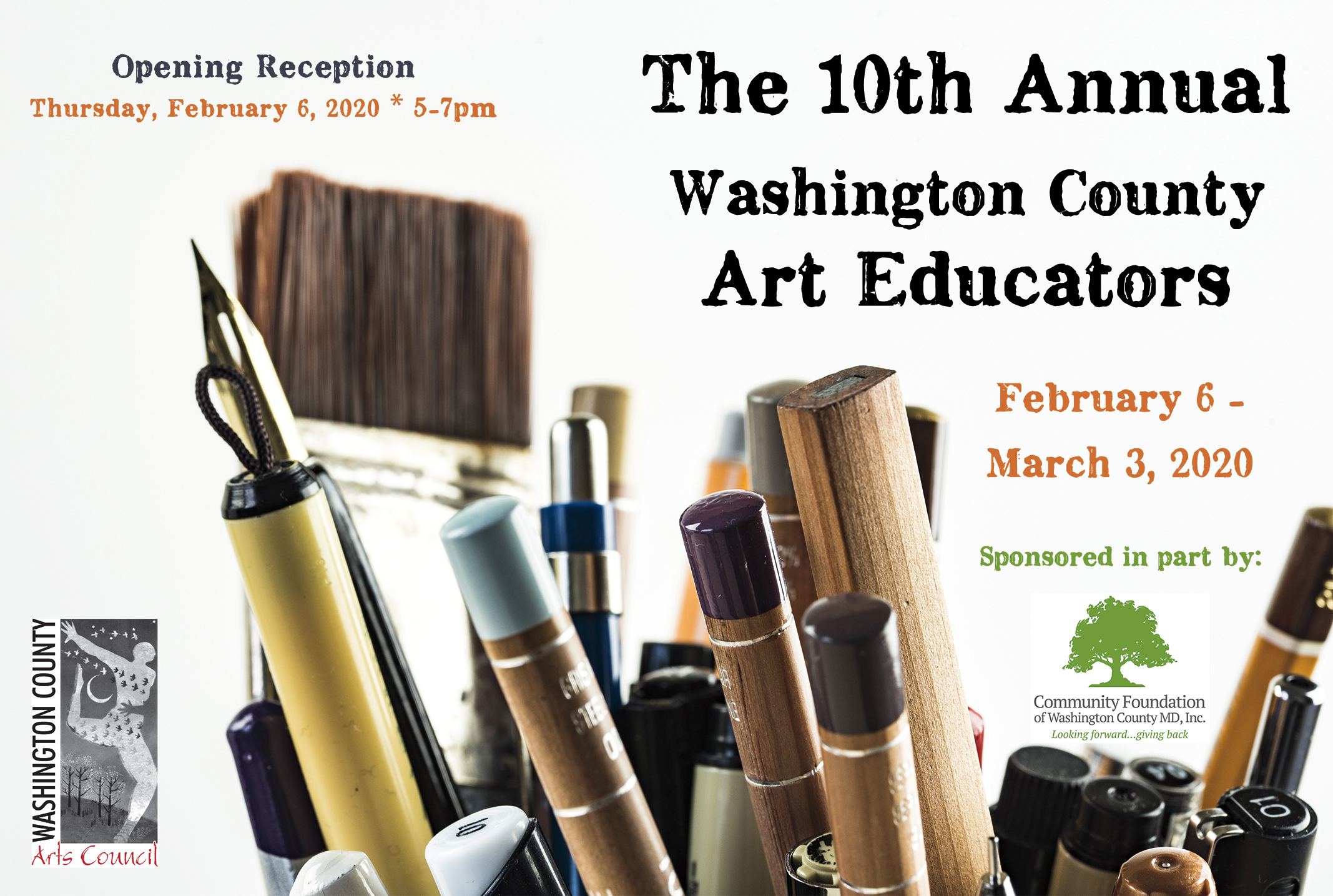 10th Annual Washington County Art Educators