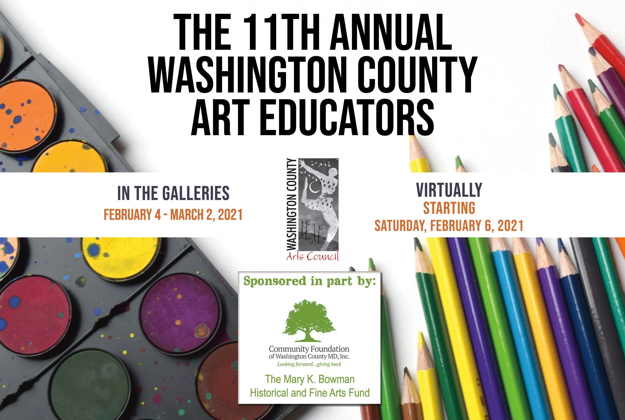 11th Annual Washington County Art Educators