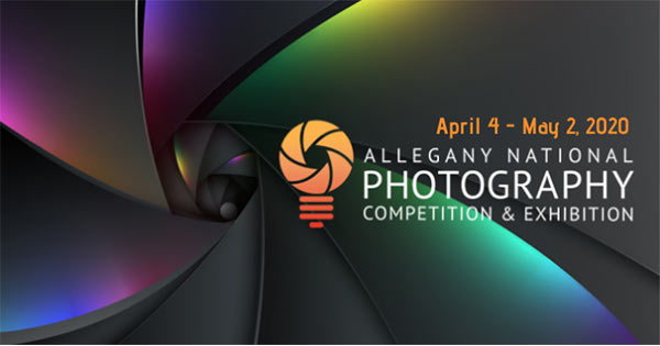 6th Annual Allegany National Photography Competition and Exhibition