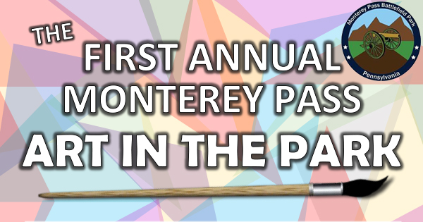 The First Annual Monterey Pass Art in the Park