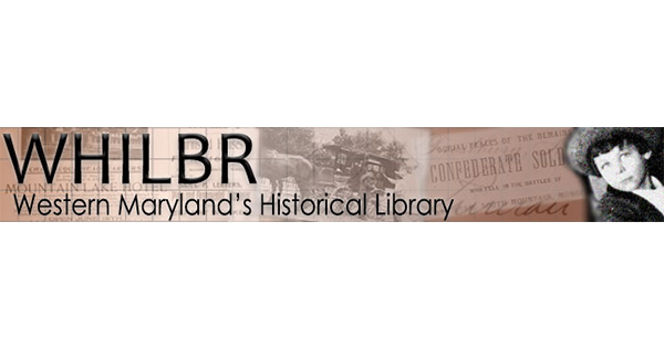 Western Maryland LIbrary Logo