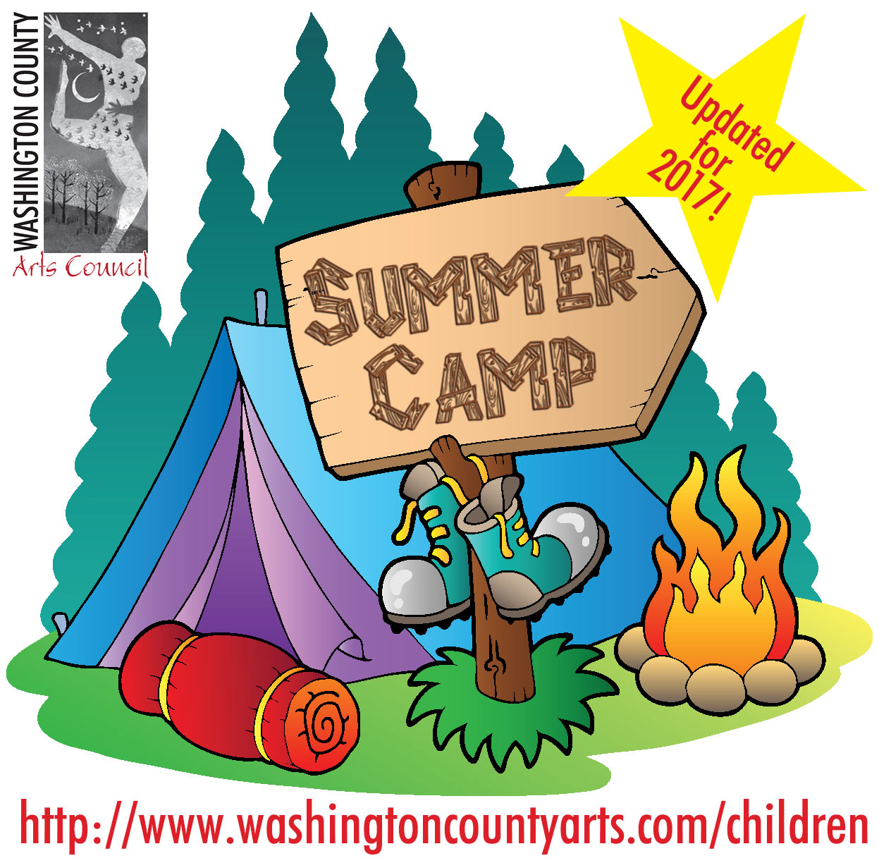 2017 Summer Camps Logo