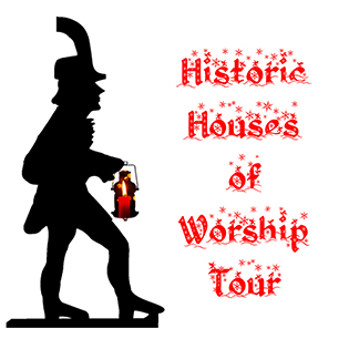 Historic Houses of Worship Tour Logo